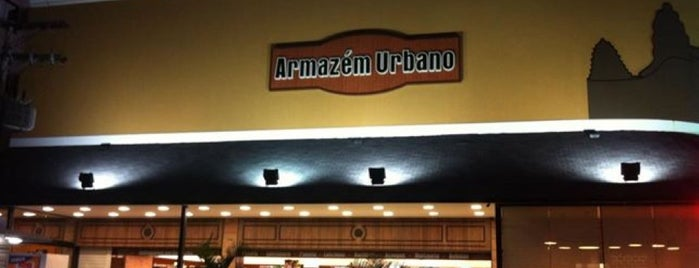 Armazém Urbano is one of Lieux qui ont plu à Natalino.