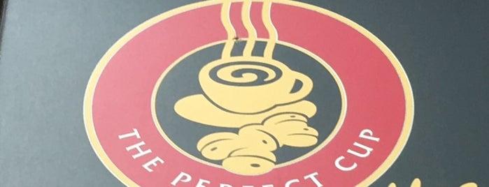 Pacific Coffee Company is one of Gespeicherte Orte von Pat.