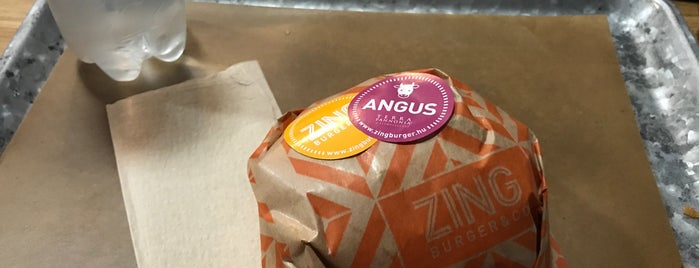 Zing Burger&Co is one of Try.