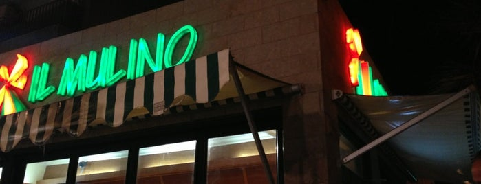 Il Mulino is one of Cairo B4.