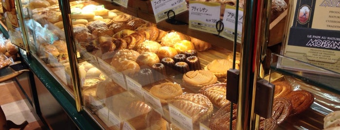 MOISAN is one of bakery.