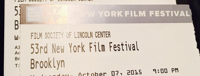 New York Film Festival 2012 is one of badger.