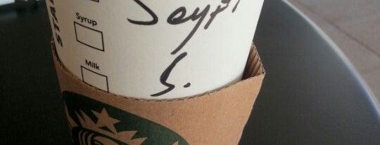 Starbucks is one of myFavorite.