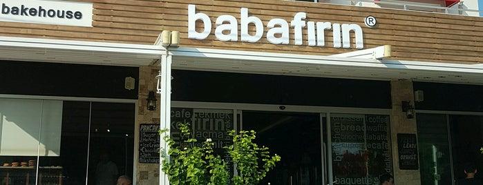 Baba Fırın - Cafe Çalış is one of Fethiye.