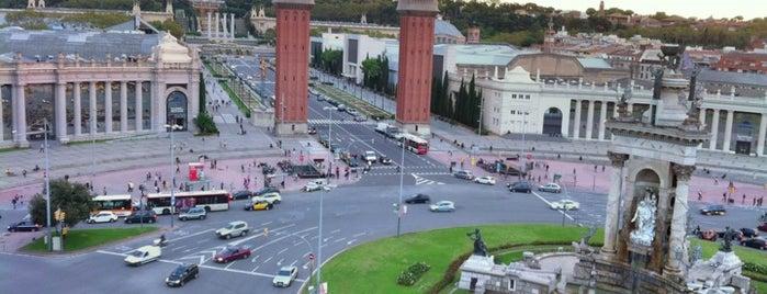 Plaça d'Espanya is one of [To-do] Barcelona.