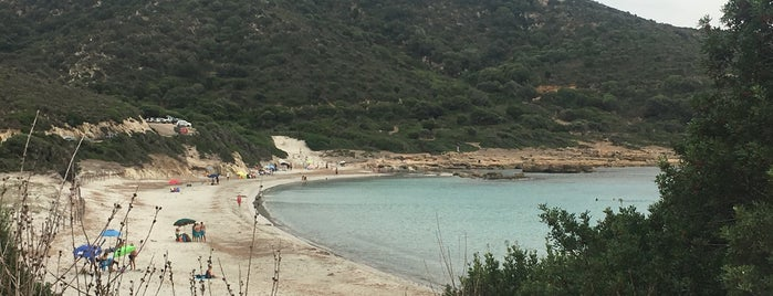Spiaggia di Piscinni' is one of Sardinia.