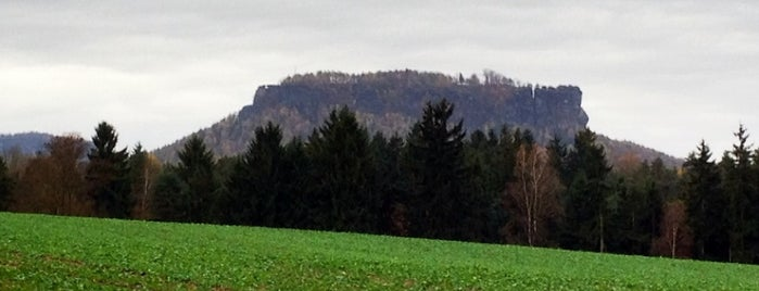 Sächsische Schweiz (Elbsandsteingebirge) is one of Berlin.