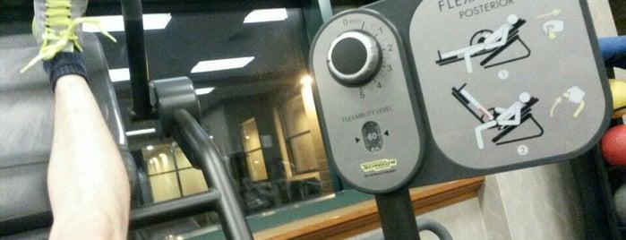 Flex Fitness Studio is one of Lugares favoritos de Jerry.