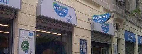Express de Lider is one of Santiago de Chile.