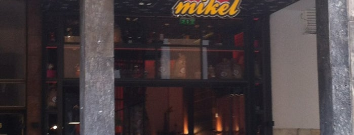 Mikel Coffee Company is one of Athens.