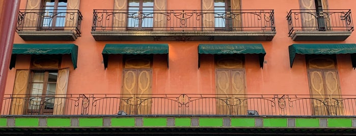 Hotel Camprodon is one of Barcelona.