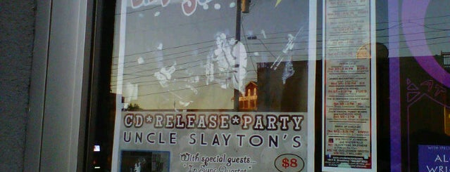 Uncle Slayton's is one of Best of 2012 Nominees.