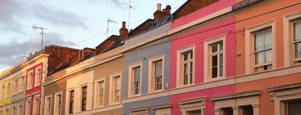 Notting Hill is one of London - All you need to see!.