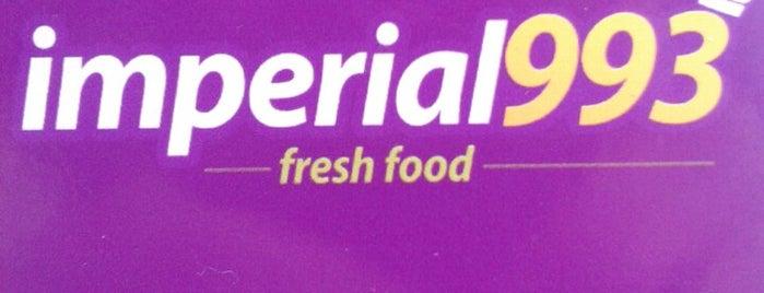 Imperial993 Fresh Food is one of Eduardo'nun Beğendiği Mekanlar.
