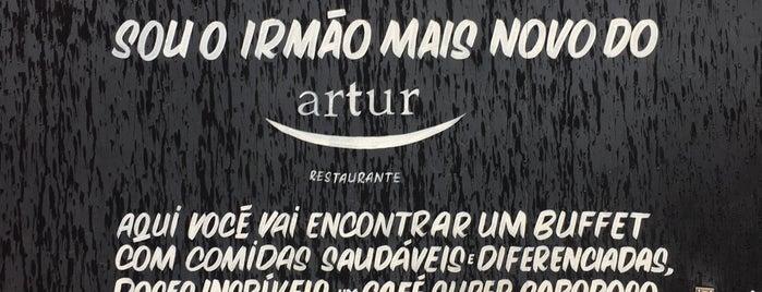 Petit Artur is one of Locais curtidos por Gustavo.