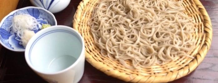 芦屋川 むら玄 is one of ミシュランガイド関西2014 (蕎麦).