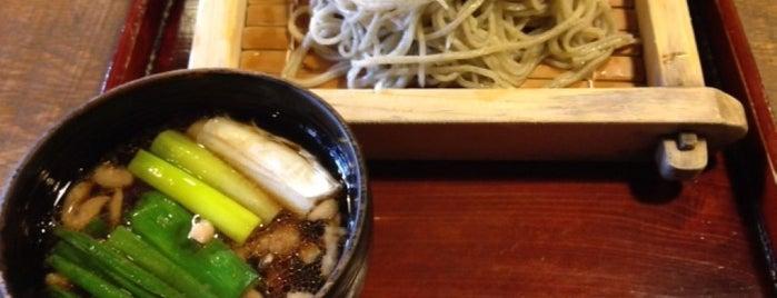 Sobakiri Tsutaya is one of 行って食べてみたいんですが、何か?.