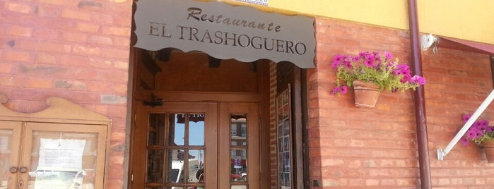 El Trashoguero is one of Sitios para comer bien.
