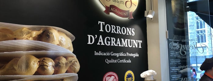 Vicens - Torrons d'Agramunt is one of Barcelona.