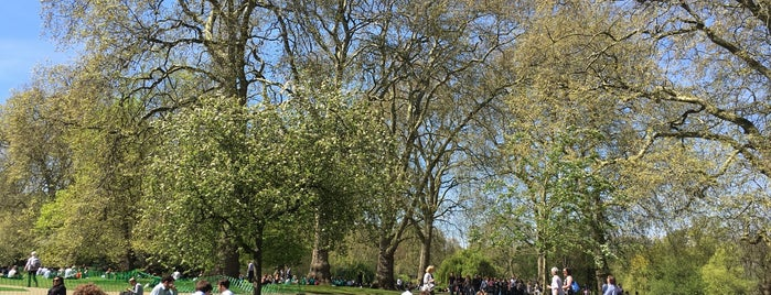 St James's Park is one of Travel Guide to London.