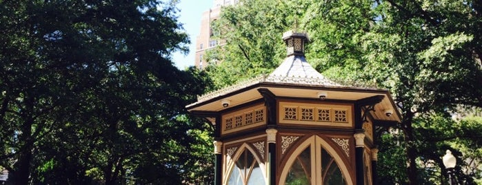 Rittenhouse Square is one of SRCCON.