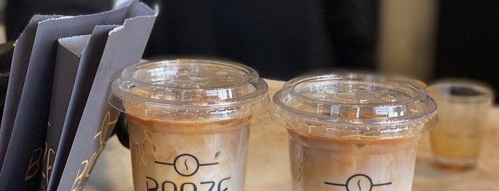 BOOZE Speciality Coffee Bar is one of Riyadh.