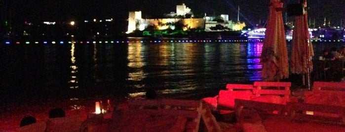 Cafe del Mar is one of Bodrum Night Life.