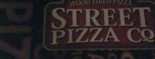 Street Pizza Co is one of restaurantes.
