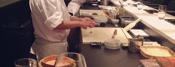 Sushi Nakazawa is one of Sea to Table Chef Partners.
