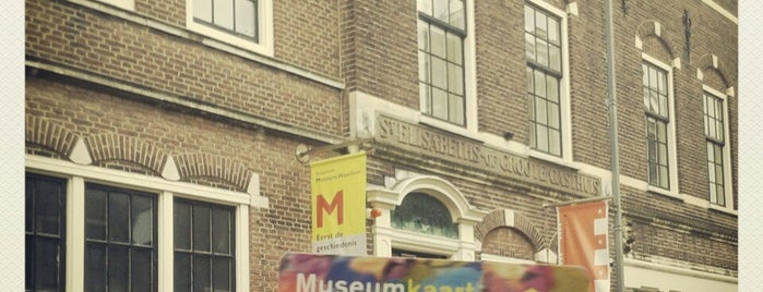 Historisch Museum Haarlem is one of Museums that accept museum card.