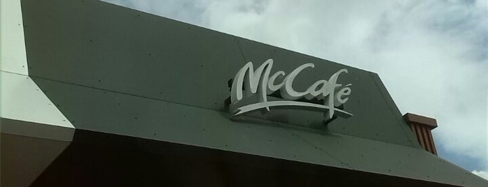 McDonald's is one of Orte, die Лука gefallen.