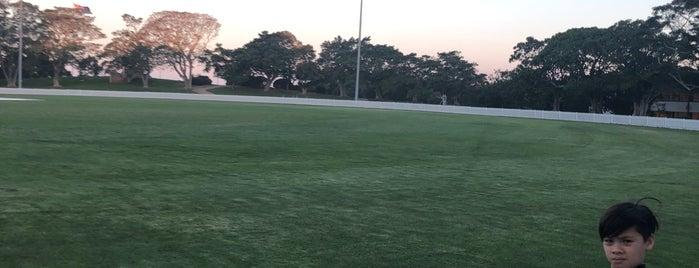 Rawson Oval is one of Otavio'nun Beğendiği Mekanlar.