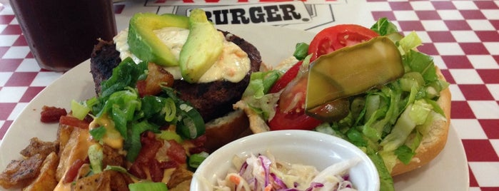 Avila Burger is one of Massiel'in Beğendiği Mekanlar.