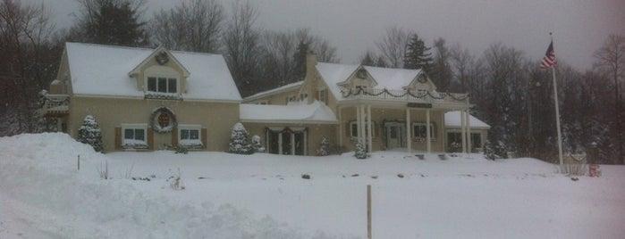 Inn At Bowman is one of Orte, die Dana gefallen.