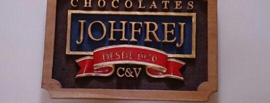 Chocolates Johfrej is one of San Miguel de Allende.