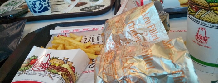 Arby's is one of Fast Food & Restaurant.