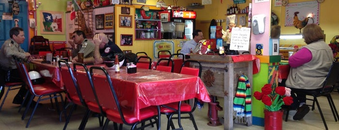Dona Maria Mexican Cafe is one of Gespeicherte Orte von theneener.