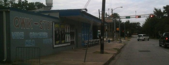 Al's Quick Stop is one of restaurants.