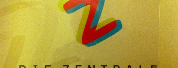 Die Zentrale Coworking is one of STARTUP Hotspots.