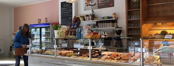 Café BrotZeit is one of Top - Adressen Liste.
