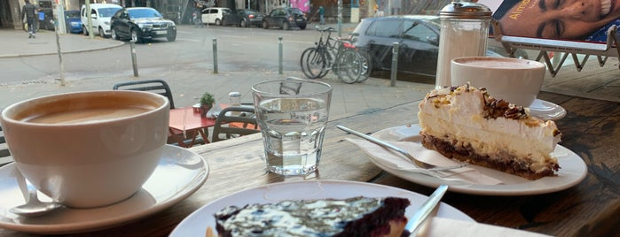 Impala Coffee is one of Berlin Coffee.