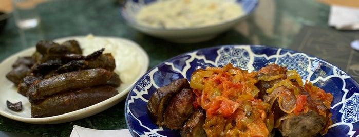 Sade - Beş Denizler Mutfağı is one of qbi✔さんのお気に入りスポット.