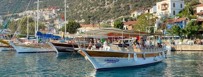 Batın Boat Tours is one of Kas-Fethiye.