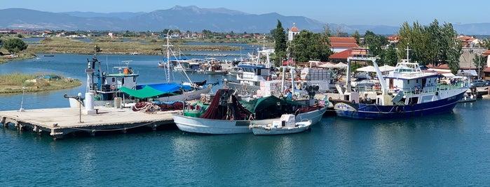 Keramoti is one of Tempat yang Disukai Mehmet.