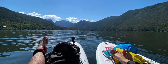 Grand Lake, CO is one of Orte, die Kelley gefallen.
