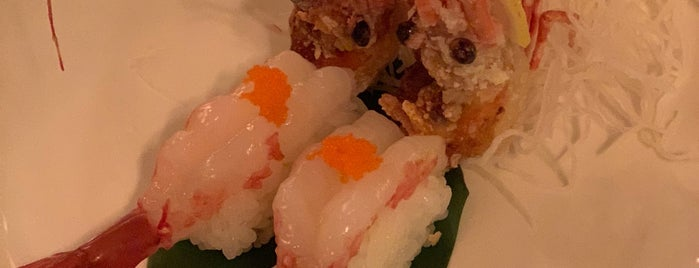 Sushi Ronin is one of Denver Dining Out Passbook 2017-2018.