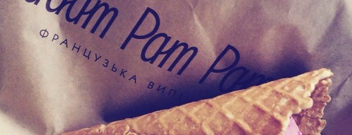 Padam Pam Pam is one of Lieux qui ont plu à Masha.