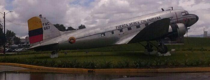 CATAM - Comando Aéreo de Transporte Militar is one of Part 1~International Airports....