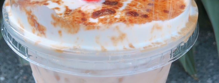 Sugar Dragon is one of BKK_Tea/ Chocolate/ Juice Bar.