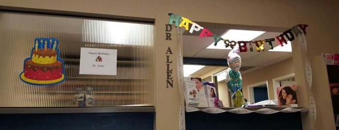 Dr. Daniel Allen, DDS is one of DDS.